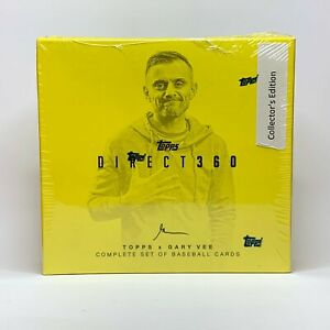 2019-Topps-GARY-VEE-COLLECTORS-EDITION-Sealed-Set-GUARANTEED-AUTO-Golden-Ticket