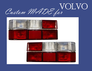 Volvo 240 Tail Light Assembly - Image Is Loading Volvo Custom Tail Light Tail - Volvo 240 Tail Light Assembly