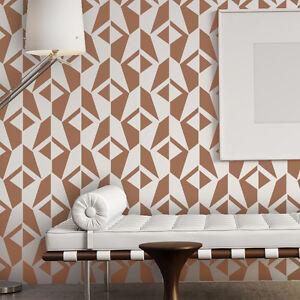 Hacienda Allover Stencil SMALL Reusable Wall Stencils for DIY Home Decor!