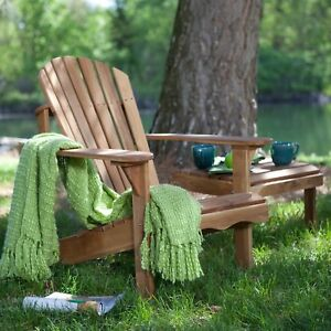 Solid-Oak-Wood-Adirondack-Chair-with-Linseed-Oil-Finish-Patio