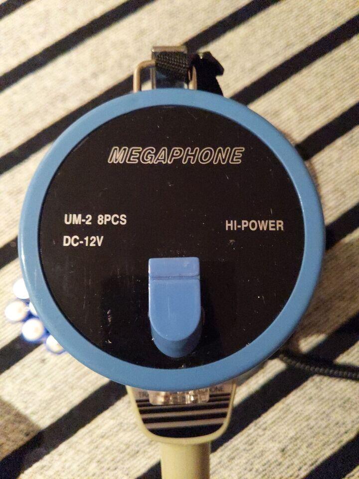 Megafon, Megaphone UM-2 8PCS