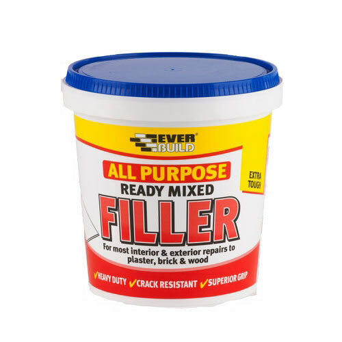 Everbuild All Purpose Filler White 1kg