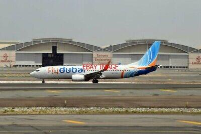 Fashion Style Photo Dubai Boeing 737-800 A6-feo At Dubai Airport