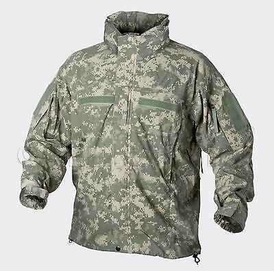HELIKON US ACU UCP Soft Shell Jacke APCU Army AT Digital Jacket Softshell Large