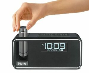 IHome-Dual-Charge-Bluetooth-NFC-stereo-radio-reveil-Haut-parleur
