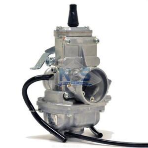 Genuine-Real-Mikuni-28mm-TM28-Flat-Slide-Performance-Carburetor-Carb-VM28-418