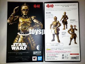 Bandai Movie Realization Star Wars Karakuri C-3PO