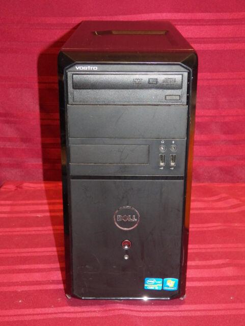 Dell Vostro 260 Mid Tower - 3.3GHz/4GB/250GB HDD/Windows 7/HDMI/DVDRW
