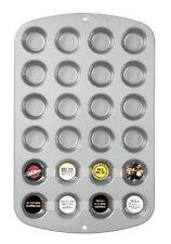 Wilton Recipe Right 24 Cup Mini Muffin Pan, New, Free Shipping