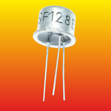 SF128Е LOT OF 5 RFT SILICON NPN GOLD-PLATED TRANSISTORS 0.6W 0.5A