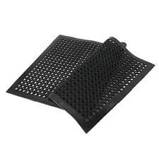 "Black Anti-Fatigue Floor Mat 36""*60"" Indoor Commercial Industrial Heavy Duty Use"