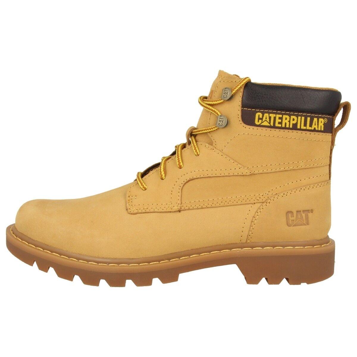 CAT Caterpillar Bridgeport Stiefel Men Boots Herren Arbeitsschuhe honey P719411