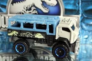 Matchbox Mission Force Jurassic World Travel Tracker