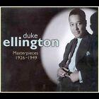 Masterpieces: 1926-1949 by Duke Ellington (CD, Sep-2001, 4 Discs, Proper Records)