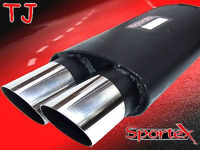 Sportex BMW 318Ti Compact performance back box 94-98