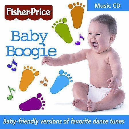 Baby Boogie 2013 by Baby Boogie - Disc Only No Case