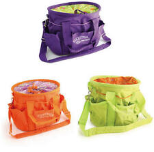 Equestria Luckystar Horse Grooming Tote Melon Lime Free Shipping