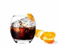 6 Whiskygläser 300ml Saftgläser Wassergläser Bargläser Saftglas Whiskybecher