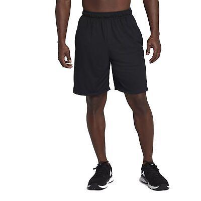 Nike Herren Sport Fitness Trainingsshort M Nike Dri-fit Short 4.0 Schwarz Moderater Preis