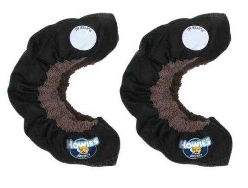 Details about  /Howies Hockey Skate Guards Blade Jacket Hockey Premium Terry Soaker Covers Guard