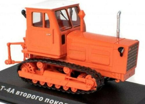 Altai T-4A 2nd Generation ATZ Altai Krai Russia 1982-93 Traktor Schlepper 1:43