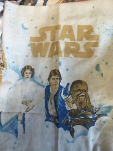 VINTAGE-STAR-WARS-RETURN-OF-THE-JEDI-TWIN-SHEET-SET