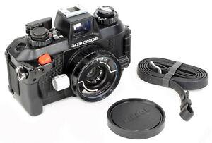 Nikonos IVa mit UW-Nikkor 35mm 1:2,5 Japan UNTERWASSERKAMERA TOP CLEAN cond. B !