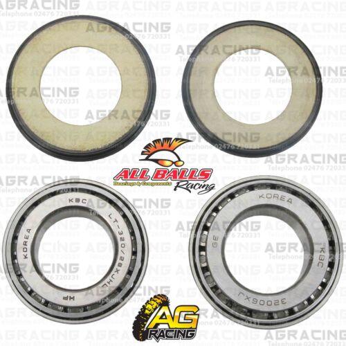 All Balls Steering Headstock Stem Bearing Kit For Kawasaki KXF 250 2008 MotoX
