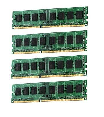 Memory PC3-10600 ECC Unbuffered HP Compaq Workstation Z820 16GB NEW 4x4GB