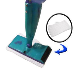Clean Co Microfiber Mop Pad Refill For Swiffer Wetjet