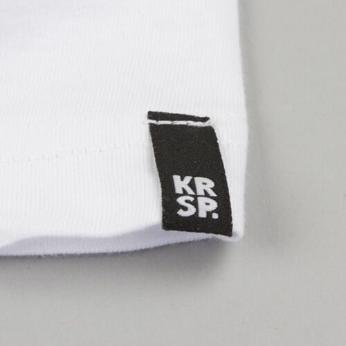 L /& XL URBAN STREETWEAR FASHION M White Sizes KRSP 3D Gun T-Shirt S