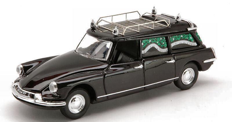 Citroen ID 19 1963 Funeral Car 1 43 Model RIO4223 RIO