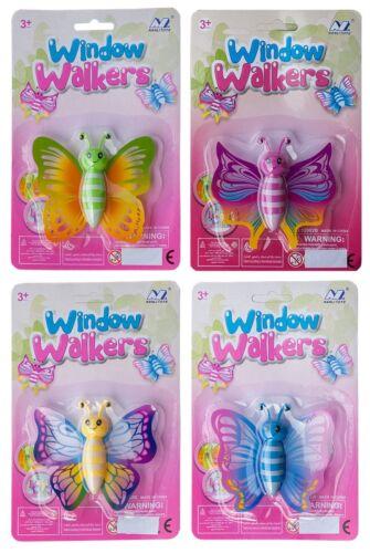 Fensterwanderer Fensterkletterer Schmetterling 9 x 8 cm Windows Walker