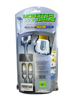 Monster Cable Xbox 360 Vga Video & Stereo Audio Cable Kit - 10 Ft