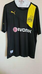 Borussia Dortmund Throwback Jersey. Size-XL.