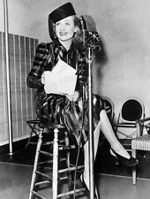 8x10 Print Carole Lombard Candid #883