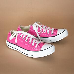 AgréAble Vintage Converse All Star Sneakers Lo Pink Trainers Unisex Uk 5.5 Eur 38 Us 7.5 Riche Et Magnifique