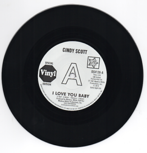 CINDY-SCOTT-I-Love-You-Baby-In-Your-Spare-Time-NEW-NORTHERN-SOUL-DEMO-45