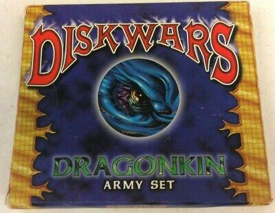 DISKWARS UTHUK Y/'LLAN ARMY SET FANTASY FLIGHT GAMES NEW SEALED