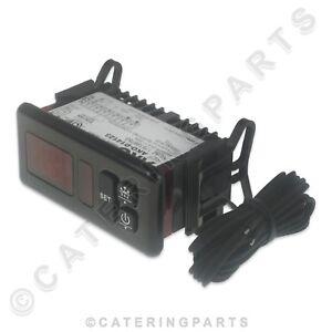 AKO Digital Contrôleur de Température Thermostat 230 V réfrigération Chauffage D14123-afficher le titre d`origine