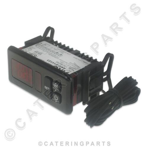 AKO DIGITAL TEMPERATURE CONTROLLER THERMOSTAT 230V REFRIGERATION HEATING D14123