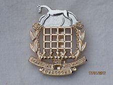 Berkshire & Westminster Dragoons,Anodised Aluminium Staybright,J.R.Gaunt, B´ham