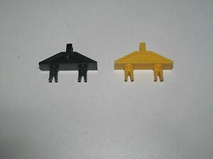 Lego-technic pin double triangle 1x3 47994 2 clips-choose quantity /& color
