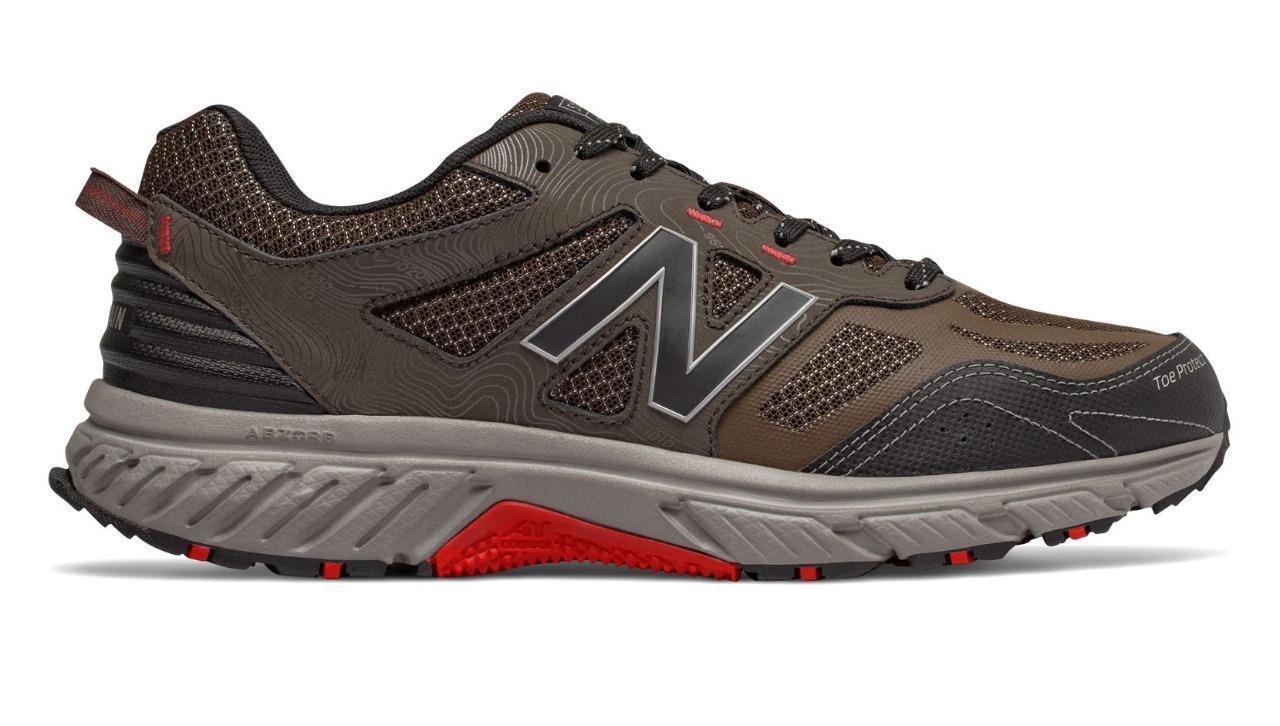 510 en 510v4 Trail NEW BALANCE MT510CC4 Chocolate Marrón Negro gris Rojo Equipo