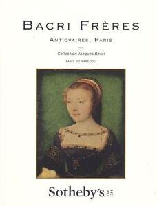 Sotheby'sParis Catalogue Bacri Frères 30/03/2017 HB