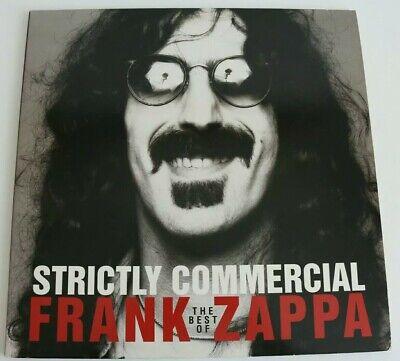 Frank Zappa Strictly Commercial Double Lp Ltd Ed Vinyl