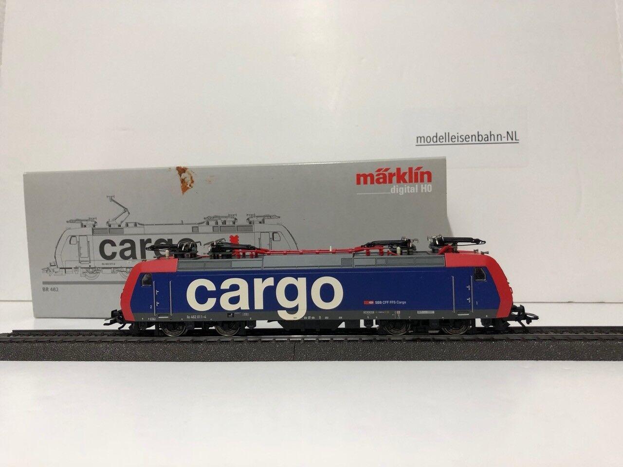 Marklin 36851 - SBB Mehrzwecklokomotive Serie 482