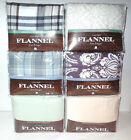 Divatex Flannel Sheets from Portugal 100% Cotton Sizes Full or King NEW