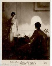 RIEDER La Layette Il Corredino Baby-Linen PC Salon de Paris Circa 1910