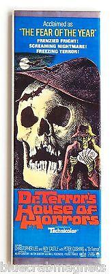 """Dr. Terror's House of Horrors FRIDGE MAGNET (1.5"""" x 4.5"""") insert movie poster"""